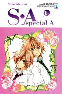 S-A Special A vol. 16