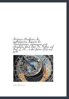 Avifauna Macedonica; Die Ornithologischen Ergenisse Der Forschungsreisen, Unternommen Nach Mazedonie