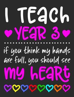 I Teach Year 3