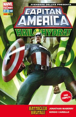 Avengers Deluxe Presenta n. 2