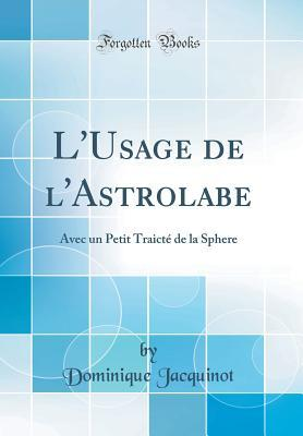 L'Usage de l'Astrolabe