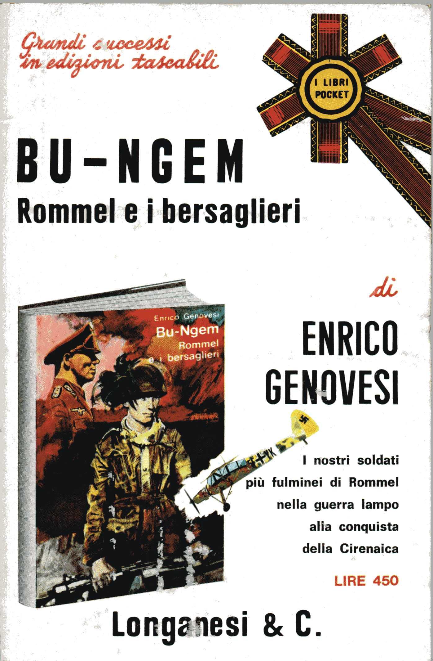 BU-NGEM Rommel e i bersaglieri