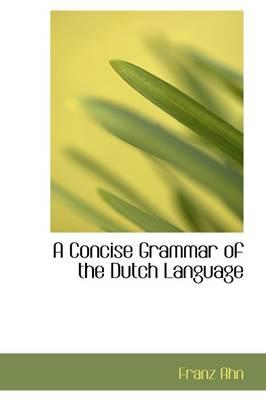 A Concise Grammar of...