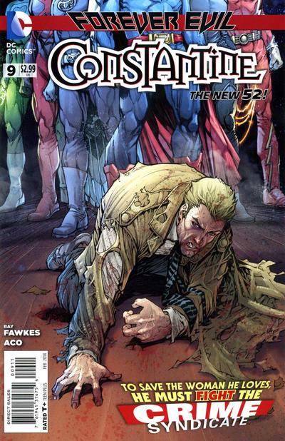 Constantine Vol.1 #9