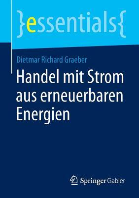 Handel Mit Strom Aus Erneuerbaren Energien