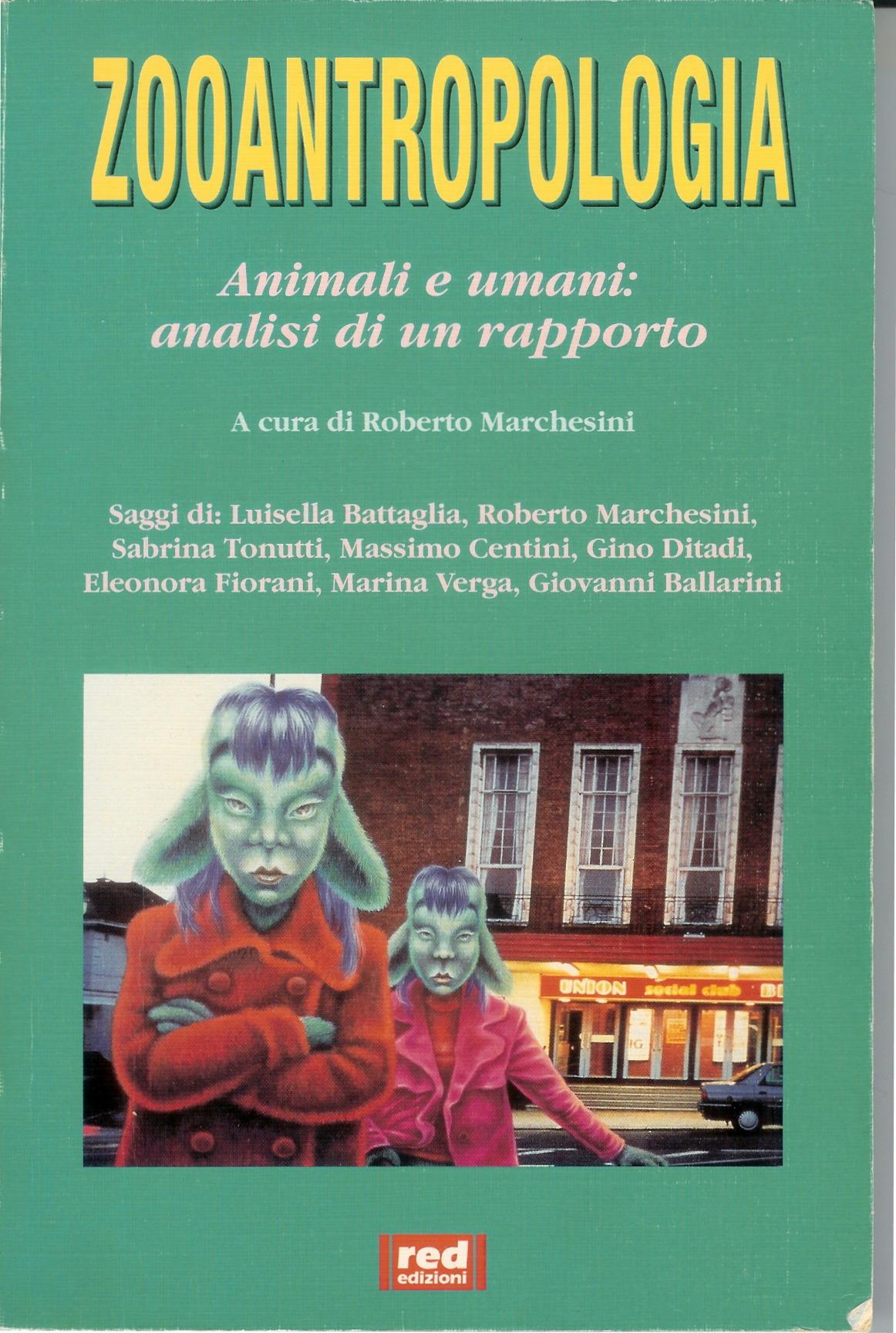 Zooantropologia