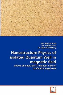Nanostructure Physics of isolated Quantum Well in magnetic field