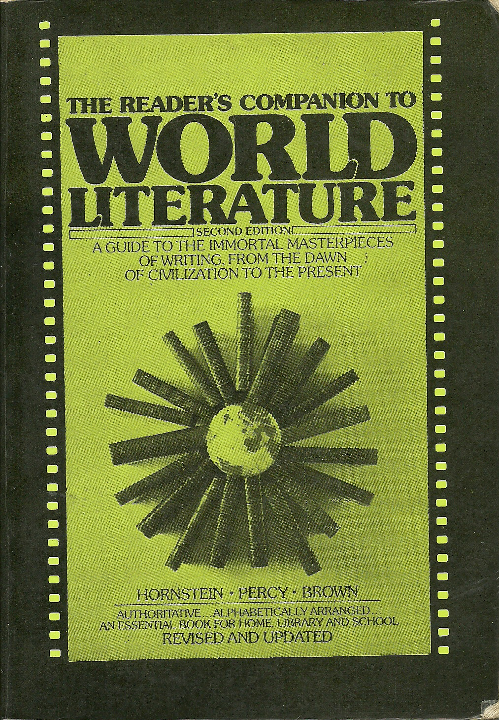 Reader's Companion to World Literature