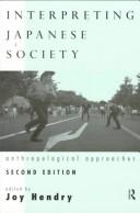 Interpreting Japanese Society