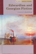 Edwardian And Georgian Fiction