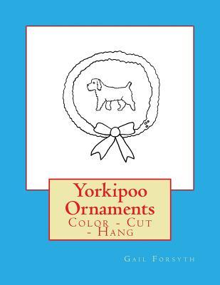 Yorkipoo Ornaments