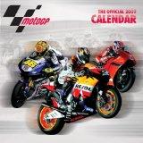 Moto GP Square Calendar 2009
