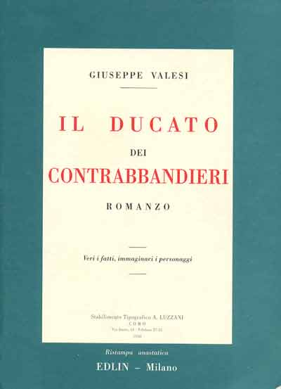 Il Ducato dei contrabbandieri