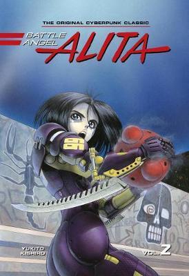 Battle Angel Alita 2