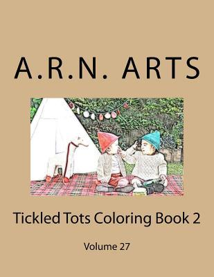 Tickled Tots Coloring Book 2