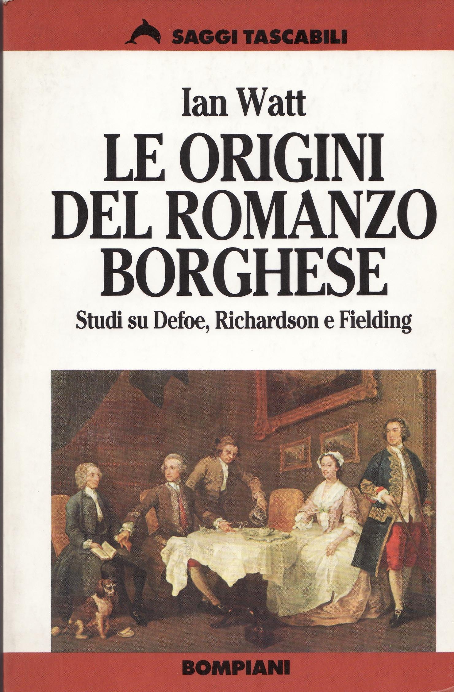 Le origini del romanzo borghese