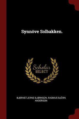 Synnove Solbakken.