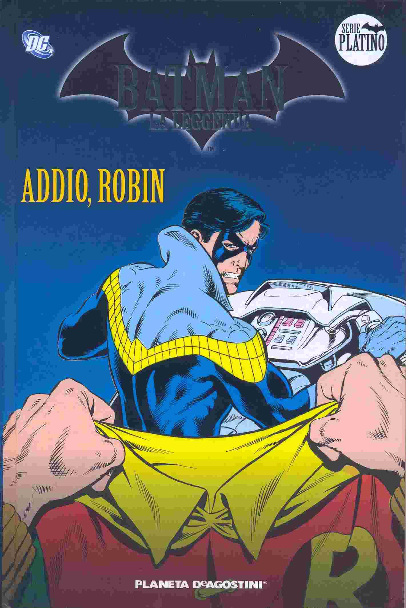 Batman la Leggenda n. 06