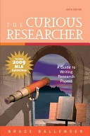 The Curious Researcher, MLA Update Edition