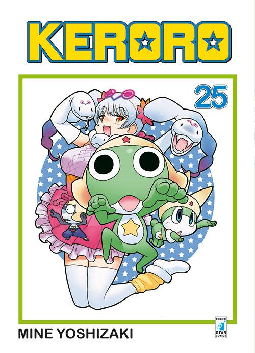 Keroro vol. 25