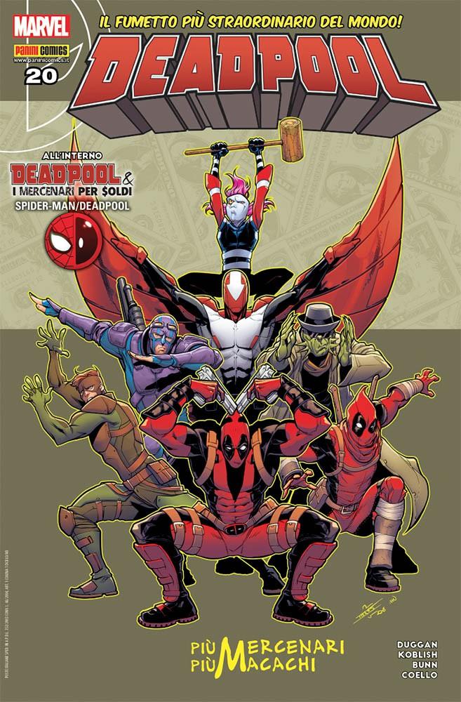 Deadpool n. 79