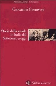Storia della scuola in Italia dal Settecento a oggi