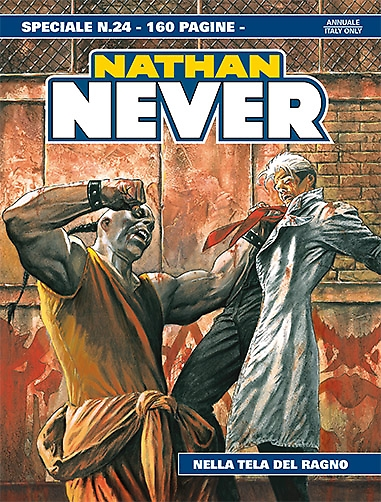 Nathan Never Speciale n. 24