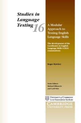 A Modular Approach to Testing English Language Skills