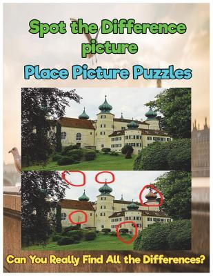 Spot the Difference picture Place Picture Puzzles