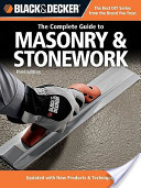 Black and Decker The Complete Guide to Masonry and Stonework