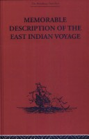 Memorable description of the East Indian voyage, 1618-25