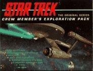 STAR TREK CREW MEMBER'S EXPLORATION PACK