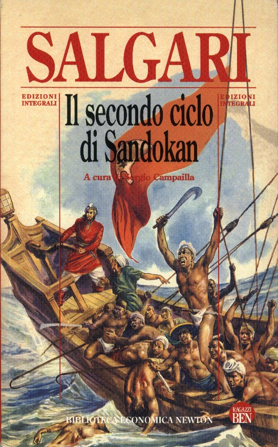 Il secondo ciclo di Sandokan
