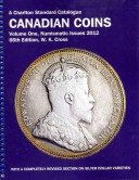 A Charlton Standard Catalogue Canadian Coins 2012