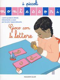 Gioco con le lettere. Ediz. a colori