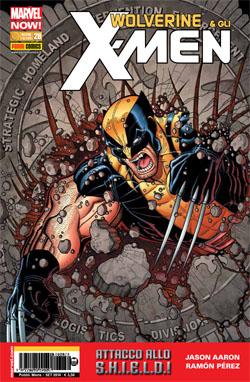 Wolverine e gli X-Men n. 28