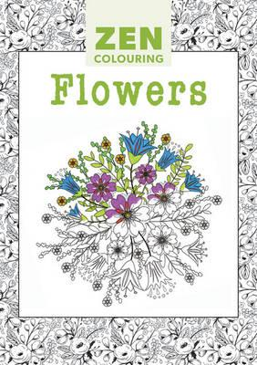 Zen Colouring - Flowers