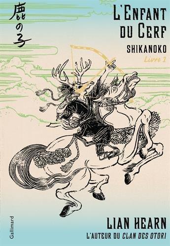 Shikanoko, Tome 1