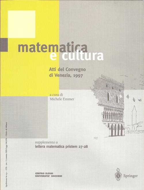 Matematica e Cultura