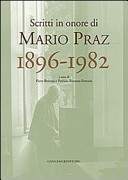 Scritti in onore di Mario Praz