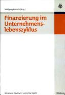 Finanzierung im Unternehmenslebenszyklus