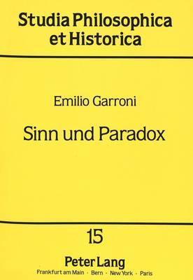 Sinn und Paradox