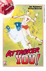 Attacker you! vol. 3