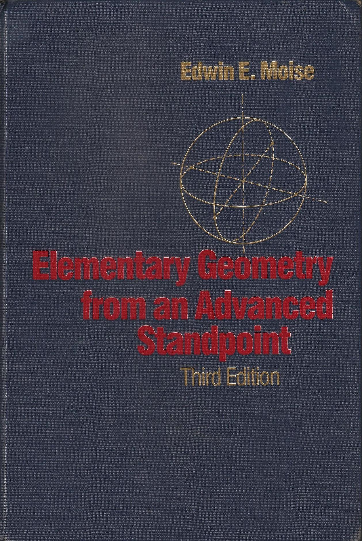 Elementary geometry ...