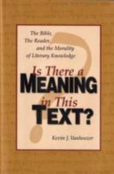 Is There a Meaning in This Text?