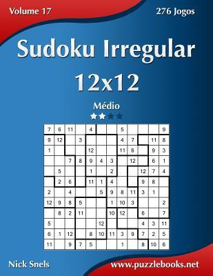 Sudoku Irregular 12x...