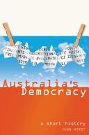 Australia's Democracy