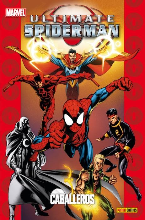Ultimate Spiderman: Caballeros