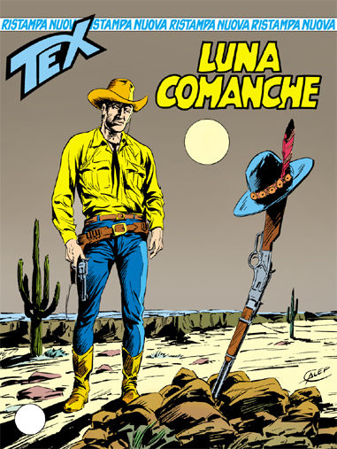 Tex Nuova Ristampa n. 296