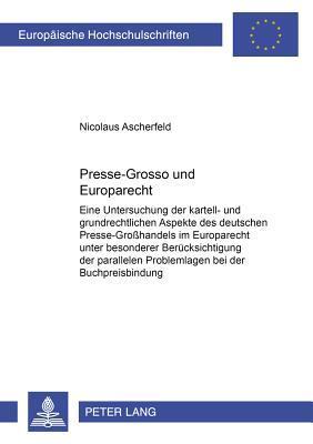 Presse-Grosso und Europarecht